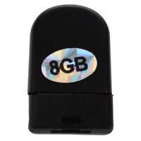 2X(Mini-Laufwerk USB 2.0 Stick Kapazitaet 8GB 8G 8 GB USB-Speicher-Stick Sc L1C5