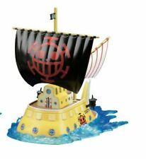 "BANDAI - 02 Trafalgar Law""s Submarine One Piece GSC Model Ship Kit"