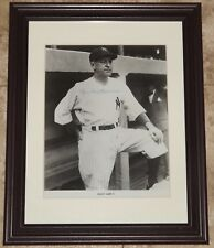 VERY RARE! Bucky Harris Signed Autographed Framed Baseball Photo JSA AH LOA!