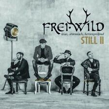 FREI.WILD - Still II (2) (Digipak Edition) CD NEU & OVP  (Das neue Album 2019)