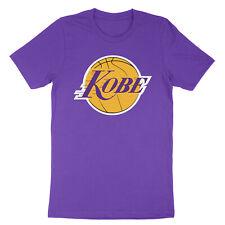 Los Angeles Kobe Bryant Lakers Black Mamba LA Customized Logo Unisex T-Shirt