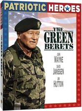The Green Berets [New DVD] Dubbed, Eco Amaray Case, Subtitled, Widescreen