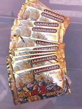 Lamincards Dragon Ball Z - Serie Oro