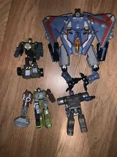 transformers action figures lot