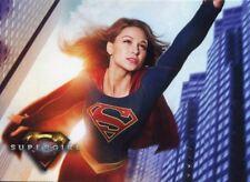 Supergirl Season 1 Super Mini Master Set Base & 5 Chase [117 Cards]
