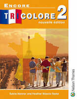 Encore Tricolore 2: Nouvelle Edition (French Edition)-ExLibrary
