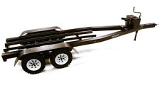 INTEGY C27640BLACK Dual Axle Boat Trailer Kit for 1/10 Scale RC 670x190x160mm