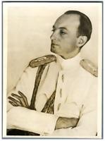 Yougoslavie, Prince Paul de Yougoslavie  Vintage silver print Tirage argentiqu