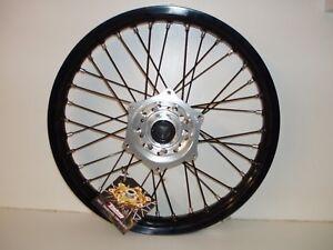 "talon ktm rear wheel 18"" ktm exc excf 125 200 250 300 350 450 500 rear wheel"