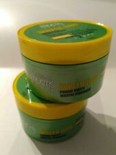 2 x Garnier Fructis Style Surfer Hair Power Putty Strong hold 3.5 oz each NEW