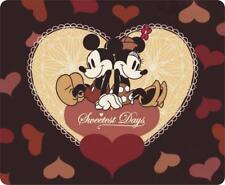 Cartoon Mickey Mouse Disney Fairytale Mickey Minnie Love Mouse Pad