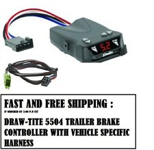 5504 Brake Controller Combo Pack  for 2007 - 2009 Dodge