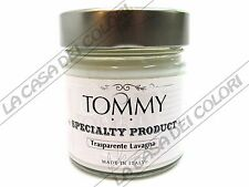 TOMMY ART - LINEA SHABBY SPECIALTY PRODUCT - TRASPARENTE LAVAGNA - 200 ml
