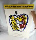 Roy Lichtenstein 1970-1980 Saint Louis Art Museum Exhibition Poster
