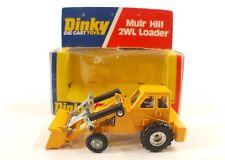 Dinky Toys GB n° 437 MUIR-HILL 2WL Loader tractopelle tracteur neuf en boite MIB