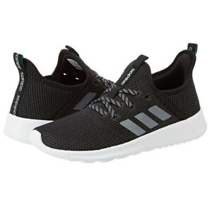 adidas originals Cloudfoam Pure Running Trainers Ladies Black Sports Shoes