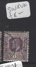 LEEWARD ISLANDS (P1610B)  KE    6D  SG 25      VFU