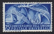 Mint Never Hinged/MNH Single Italian Stamps