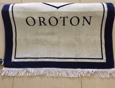 "OROTON ""ANCHOR"" Super Size Towel BNWT 186cm x 100cm. RRP $125 Gift"