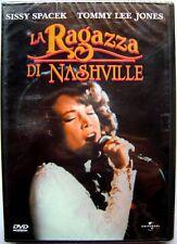 Dvd La Ragazza di Nashville con Sissy Spacek 1980 Nuovo raro fuori cat.