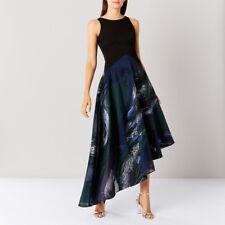Coast Cheska Jacquard Maxi Dress  Size 18