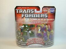 Transformers Robot Heroes G1 series Autobot Hound & Blitzwing figure 2-pack