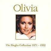 Olivia Newton-John - Singles Collection 1971-1992 (1998) CD Best/Greatest