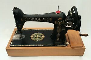 Singer Hand Sewing Machine as used on the Sewing Bee