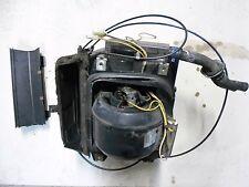 Gebläsekasten komplett / Heizungskasten mit Gebläsemotor VW Golf 1 Cabrio