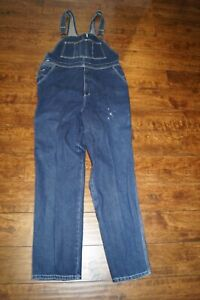 GUIDE GEAR FIELD TESTED MENS OVERALLS DISTRESSED SIZE XL