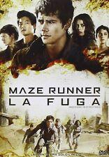 MAZE RUNNER - LA FUGA (DVD) 2° FILM DELLA SAGA - NUOVO, ITALIANO, ORIGINALE