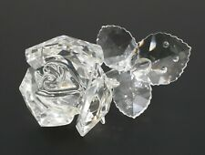 Retired Swarovski Crystal ROSE 174956