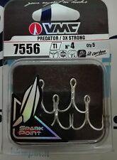NEW ANCORETTE VMC 7556TI  SPARK POINT 3X STRONG  SIZE: 4