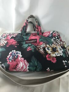 Canvaslove Shoulder Bag Floral