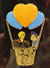 Disney Felix Wreck it Ralph Valentines Hot air balloon pin Love is in the Air