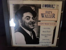 Fats Waller - The World Of Fats Waller - 'Taint What You Do