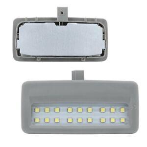 LED Make Up Spiegel Beleuchtung Sonnenblenden BMW 5er F07 F10 F11 7er F01 ..A11G