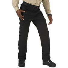5.11 Tactical TACLITE PRO Pants Men's sz 32 x 32 Cargo RipStop 74273 BLACK