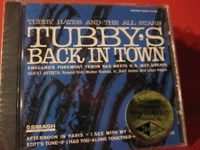"SRCD 67026 TUBBY HAYES "" TUBBY´S BACK IN TOWN "" (CLASSIC RECORD GOLD-CD/SEALED)"