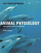 Animal Physiology: Adaptation and Environment by Schmidt-Nielsen, Knut