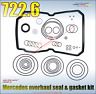 Mercedes 722.6 Overhaul kit , seal and gasket set,OHK,722.6 Gearbox,many models