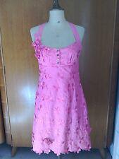 Karen Millen pink sundress size 10