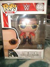 The rock funko pop