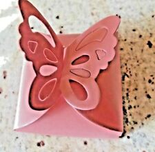 35 Butterfly Wedding Party Baptism Shower Favor Gift Candy Bonbonniere Box Jewel