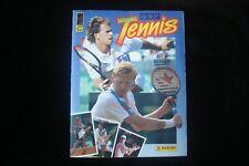 Panini Tennis komplett mit allen Bildern und Bestellscheinen
