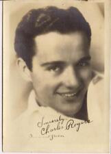 "CHARLES ""BUDDY"" ROGERS Actor & Jazz Musician 1920s 5x7 Paramount Studios Photo"