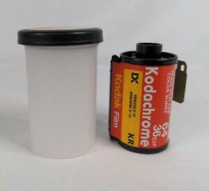 Vintage Kodachrome Kodak Film 64 35 mm for Color Slides 1 roll Expired