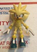"Sonic The Hedgehog Jazwares Super Pack Silver 3"" Inch Figure Rare Sega"