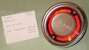 1961 Chevrolet Biscayne BelAir Impala backup lamp 899664