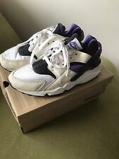 Nike Huarache Purple Punch Og Uk8.5